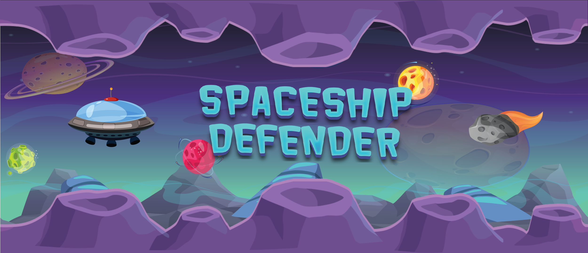 Spaceship Defender